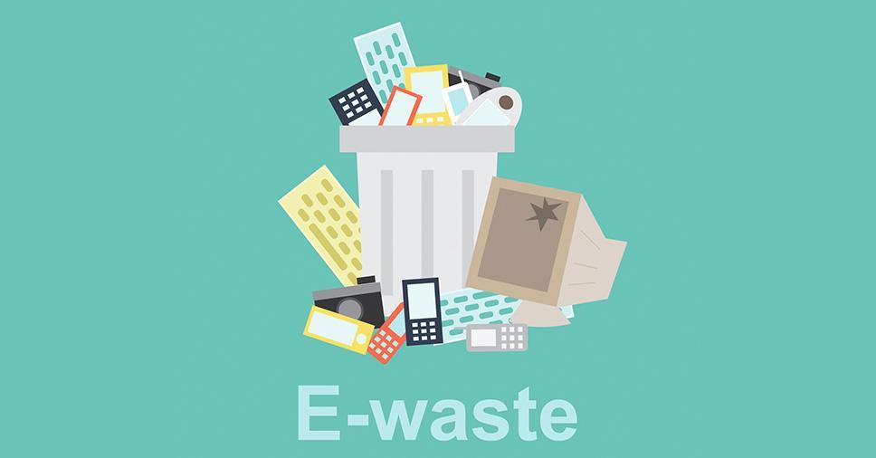 O que não pode ser jogado no lixo comum?