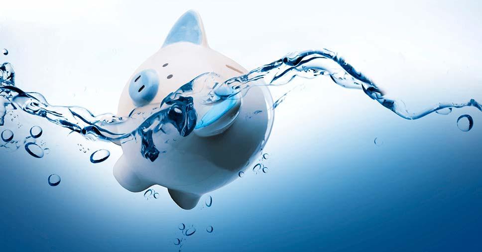 Como economizar água na limpeza doméstica