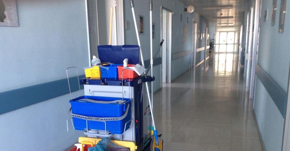 6 quesitos importantes na limpeza de hospitais e clínicas