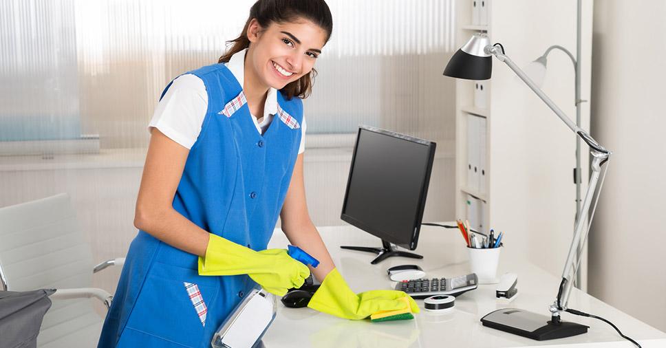 Como a limpeza influencia na produtividade de uma empresa