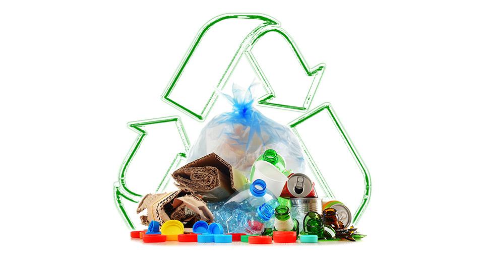 Como reciclar o lixo do escritório