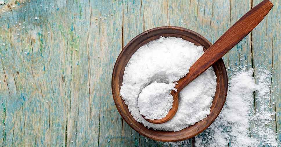 Uso do sal: 10 maneiras inusitadas