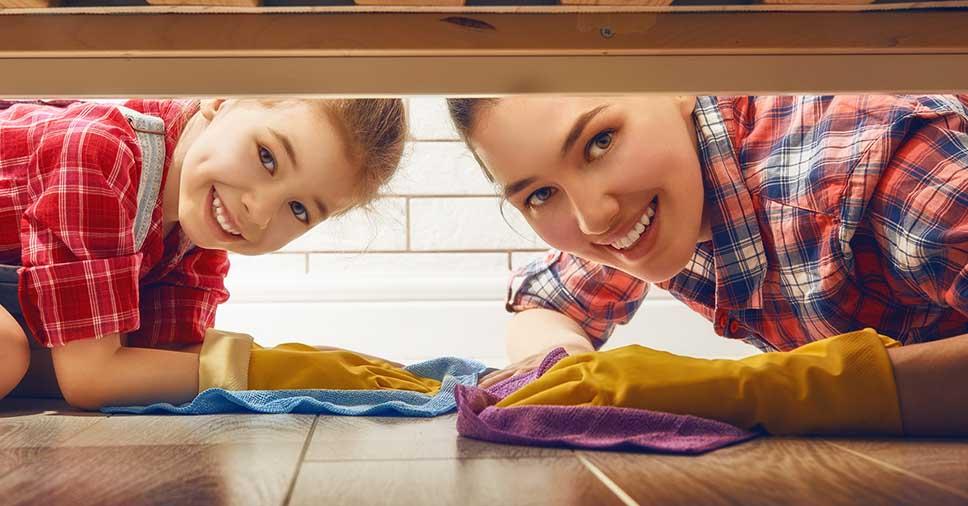 Diferentes tipos de pisos: como limpar cada um