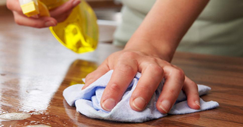 Dicas para economizar tempo na hora da limpeza
