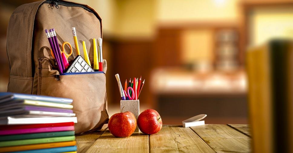 Como manter a organização e a limpeza escolar?