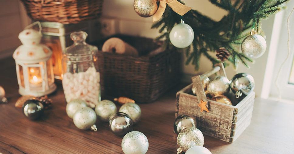 Como preparar a casa antes e depois das festas de fim de ano